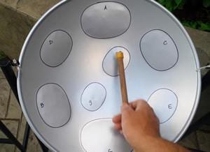 play it on jumbie jam steel drum from panyard
