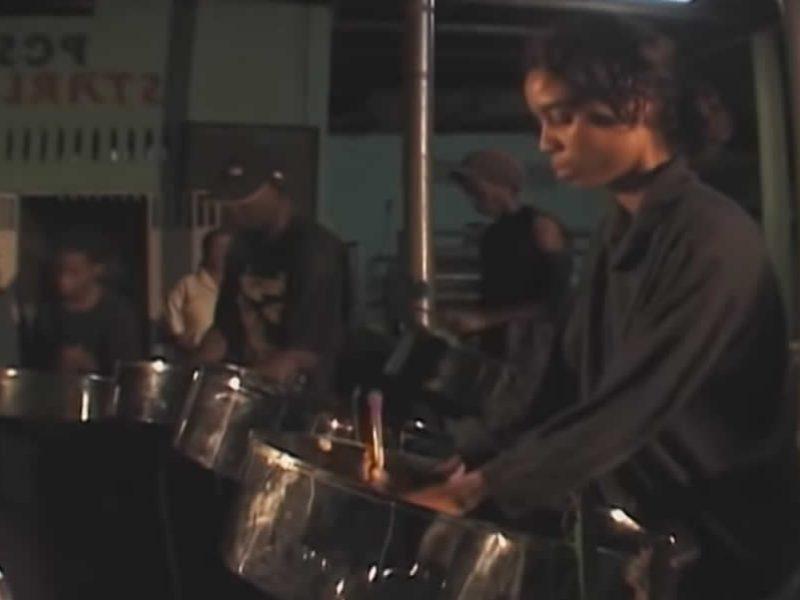 steeldrum music